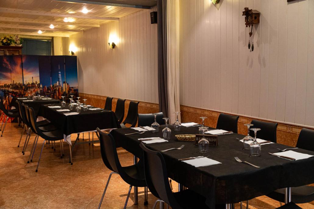 Restaurante y Catering Mateos